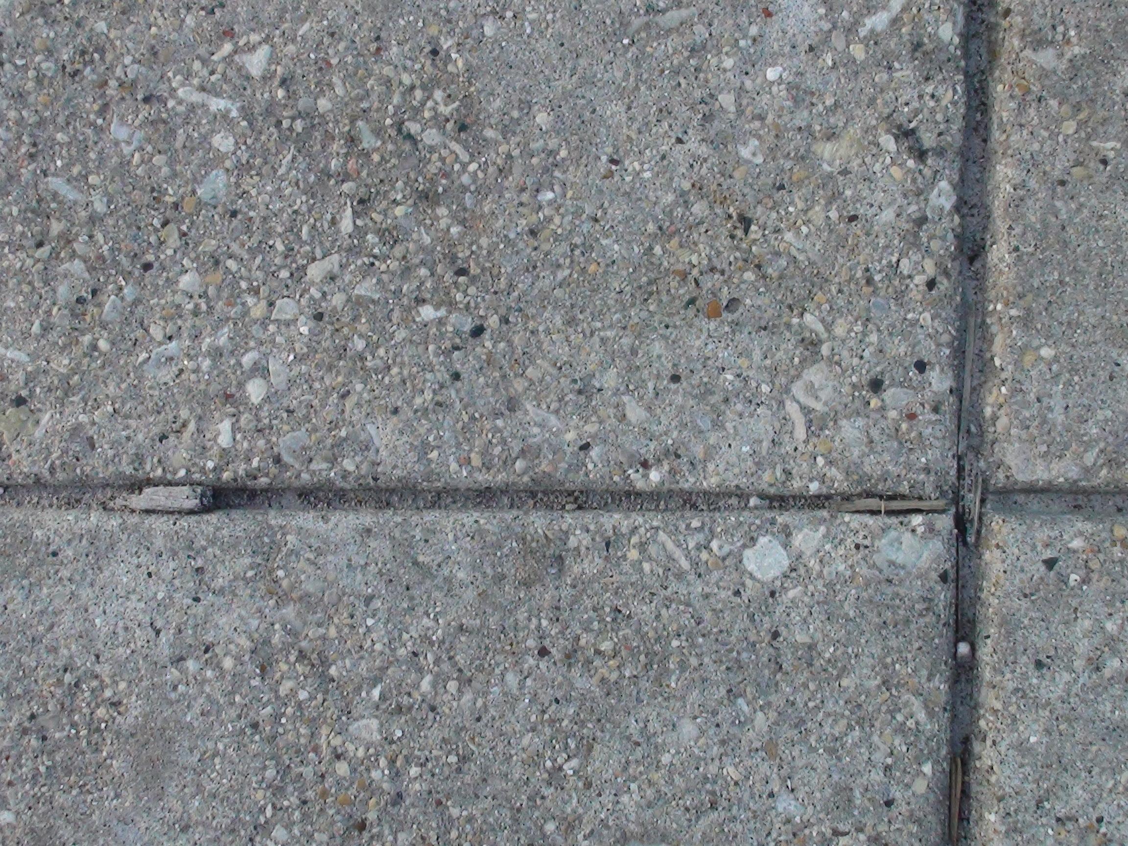 untreated squares