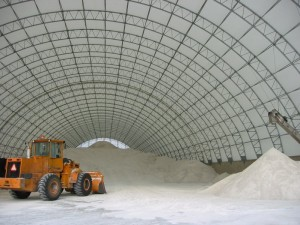 salt storage facility